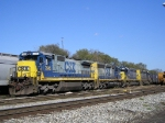 CSXT 7545 At New River Yd # 1